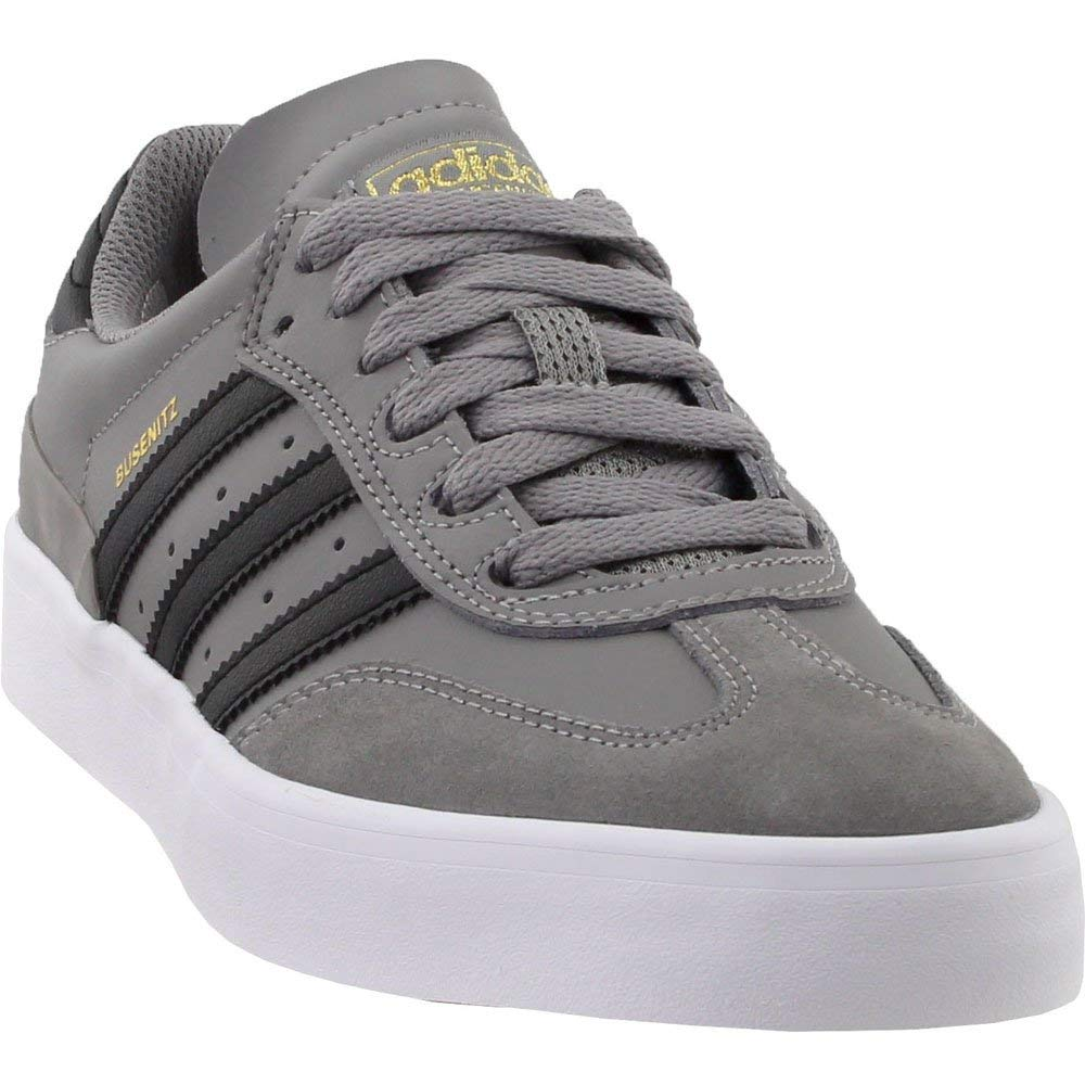 adidas Mens Busenitz Vulc RX Athletic & Sneakers Grey