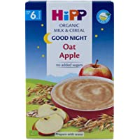 Hipp Organic Milk Pap Goodnight Oat Apple, 250g