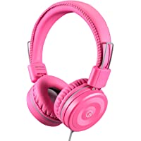 noot products K22 On-Ear 3.5mm Wired Headphones