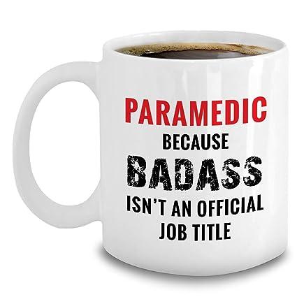 Amazoncom Ems Coffee Mug Novelty Gag Paramedic Gift