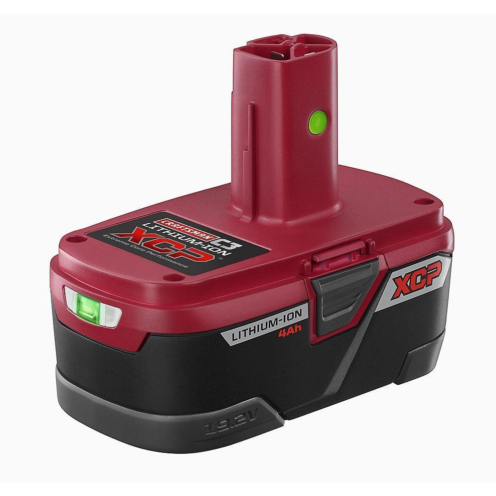 CRAFTSMAN XCP HIGH CAPACITY BATTERY FOR C3 POWER TOOLS