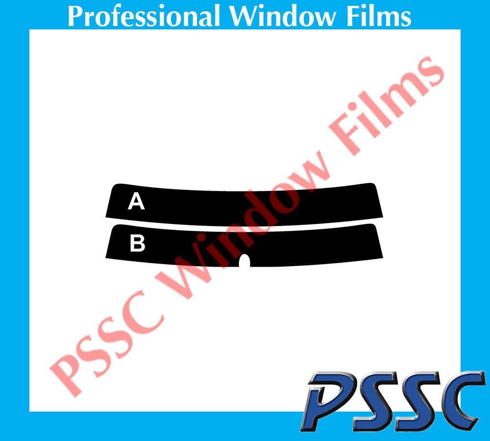 Smart Fortwo 2007-2014 35/% Medium Tint PSSC Pre Cut Sun Strip Car Window Films