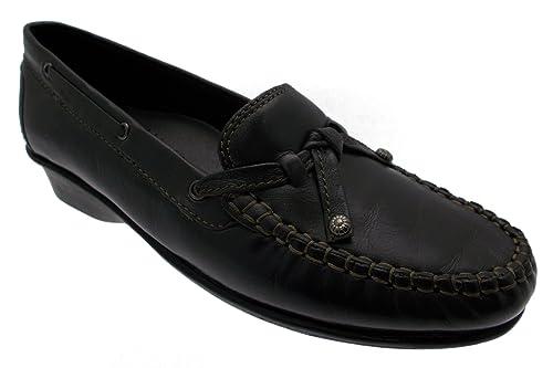donna moda Mocasines Para Mujer Gris Gris: Amazon.es: Zapatos y complementos