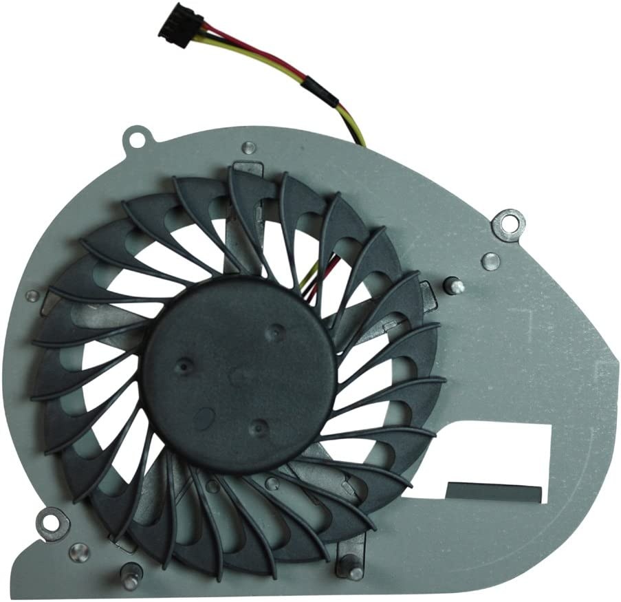 Power4Laptops Replacement Laptop Fan for Sony Vaio SVF15N14CXB, Sony Vaio SVF15N14CXS, Sony Vaio SVF15N17CXB, Sony Vaio SVF15N17CXS, Sony Vaio SVF15N18PXB