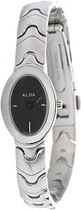 Alba Casual Watch for Women - Metal, Silver