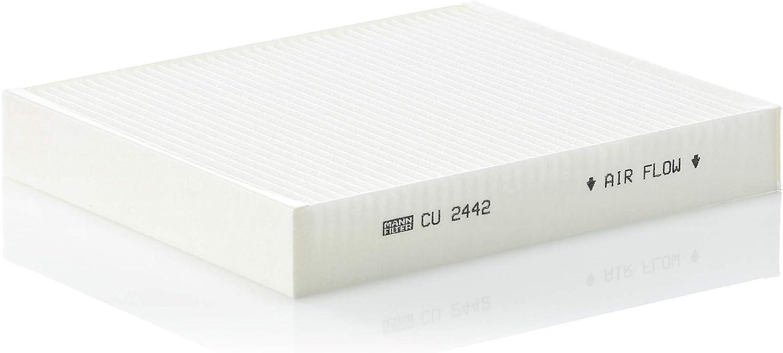 Original MANN-FILTER Filtro de habitáculo CU 2442 – para automóviles