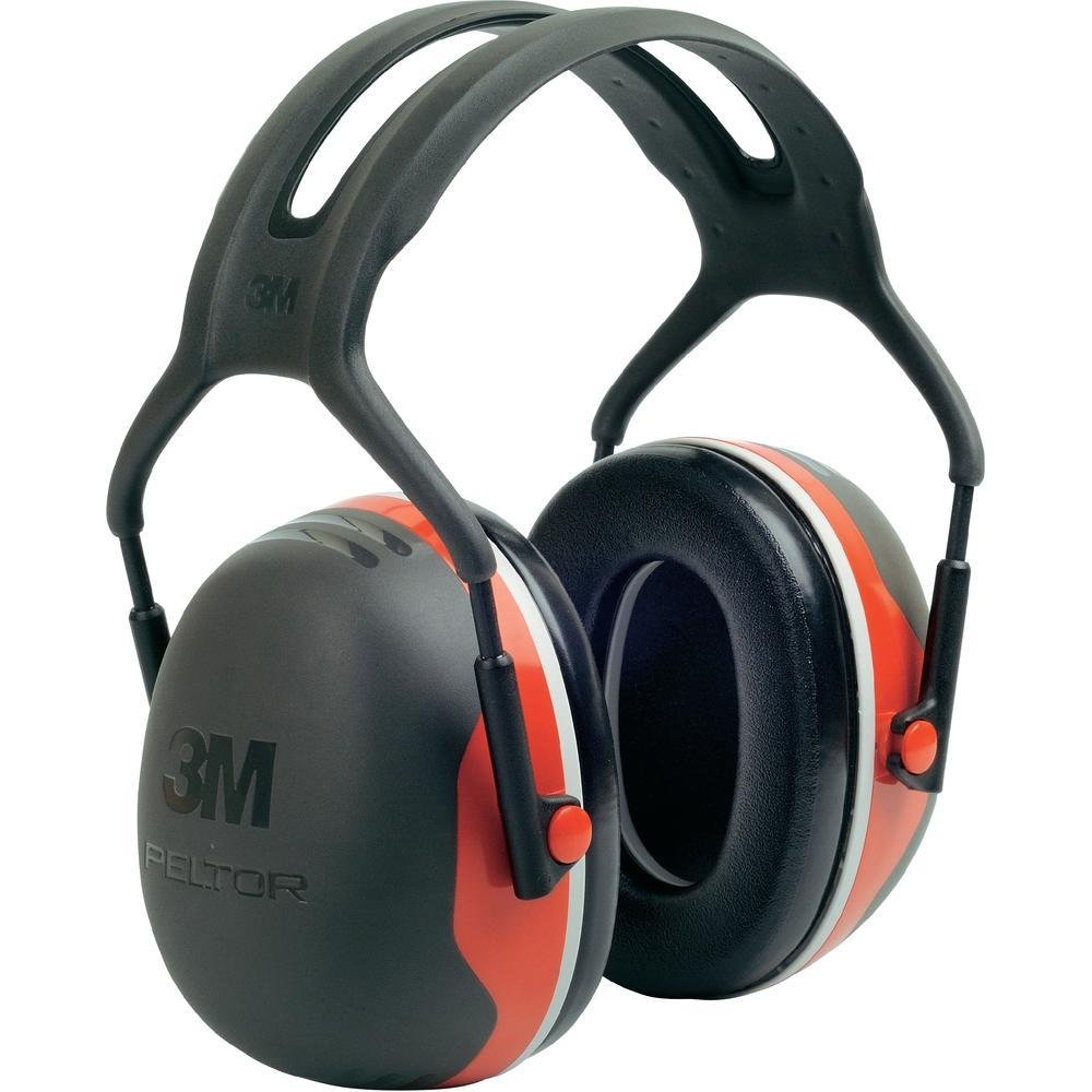 3M PELTOR X5A Ear Defenders Headband, Black 3M Deutschland GmbH (IBG) (EU) XA007706956
