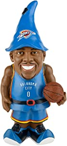 FOCO NBA Oklahoma City Thunder Westbrook R. #0 Resin Player Gnome