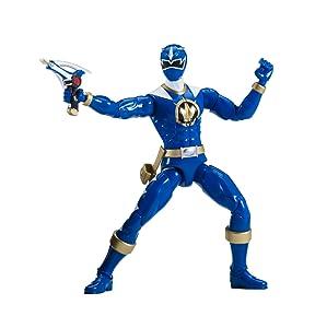 """Power Ranger 6.5"""" Legacy Action Figure, Dino Thunder Blue"""