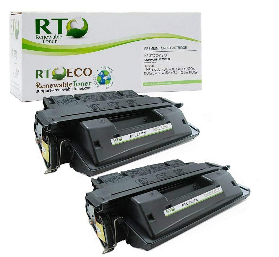 Toner Alternativo ( X2 ) Alta Capacidad Negro 27X C4127X 4000 4050