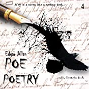 Poe on Poetry: Edgar Allan Poe Audiobook Collection, Volume 4 | Edgar Allan Poe, Christopher Aruffo