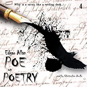 Poe on Poetry Audiobook