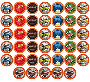 Amazon Com Best Of The Best Flavored Coffee Pods