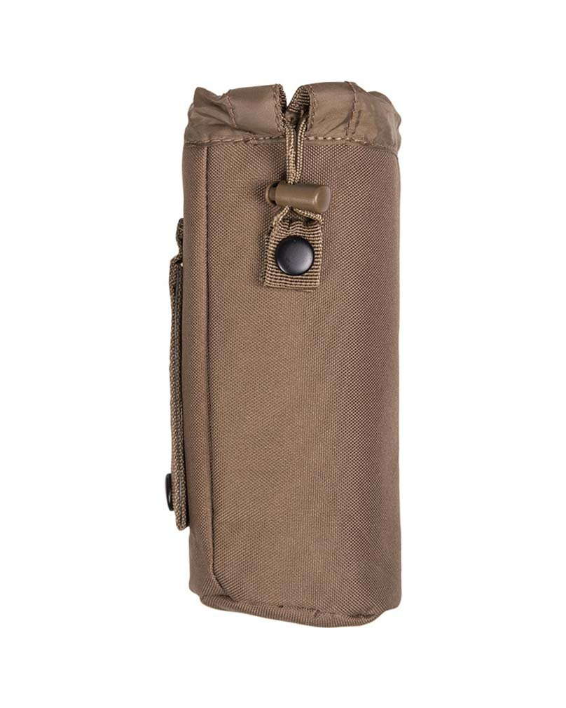 Mil-Tec Porta Borraccia Tasche Molle, d.Coyote, Taglia Unica