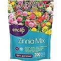 Encap Zinnia Wildflower Seed Mix - 1 Each