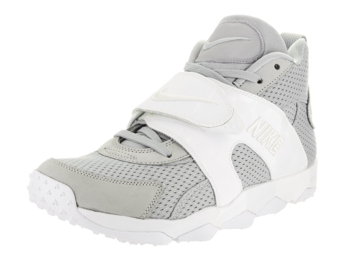 Nike Men's Zoom Veer Wolf Grey White Basketball Shoes B01GF2NF4O 8 D(M) US|Wolf Grey/White/White