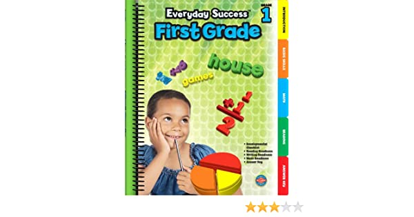 Everyday SuccessTM First Grade: American Education Publishing ...