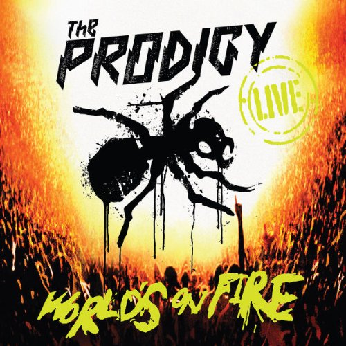 Live - the World's on Fire (Ltd. Edt.CD +Dvd) by