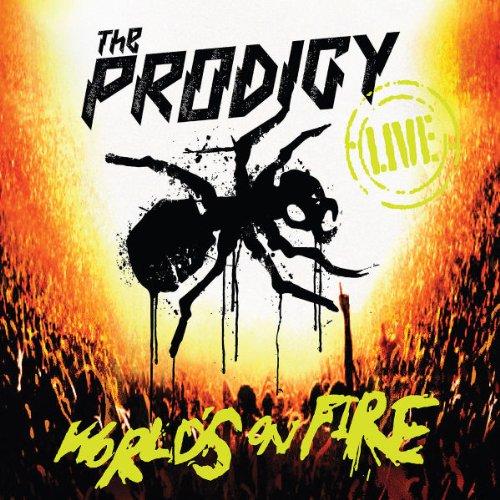 Live - the World's on Fire (Ltd. Edt.CD +Dvd)