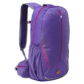 Ronhill Commuter 15L Pack Running Mochila, Color Royal Purple/Fuschia, tamaño unitario, Volumen Liters 15.0: Amazon.es: Deportes y aire libre