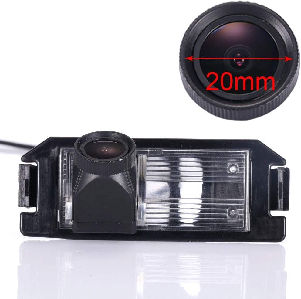 Super HD CCD Sensor IP68 20mm 170 Gran Angular Visión Nocturna Vista Posterior Cámara de Marcha atrás para Hyundai 130 Veloster i20 i10 Solaris(Verna)/Genesis Coupe/Kia Soul