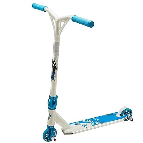 Team Dogz Pro4 x-GEN patinete 2015 - blanco/azul