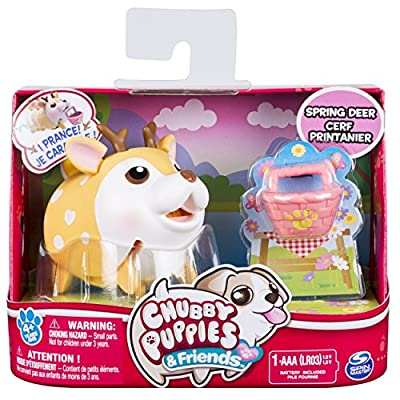 Chubby Puppies & Friends - Single Pack - Spring Deer: Toys & Games