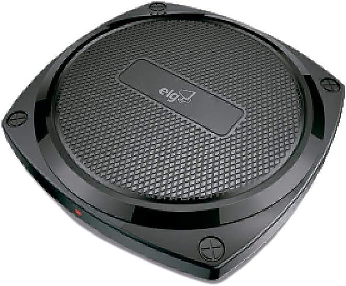 Carregador Wireless De Mesa Para Celular - Tecnologia Qi - Preto - Wq1Bk - Elg, Elg, Wq1Bk, Preto por ELG