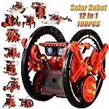 CIRO STEM 12-in-1 Education Solar Robot Toys -190