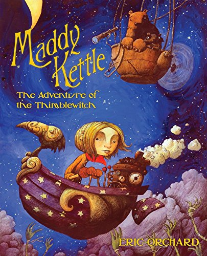Maddy Kettle Book 1: The Adventure of the - Kettle Novel
