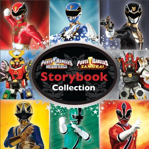 Amazon.com: Power Ranger Storybook Collection (9781472319920 ...