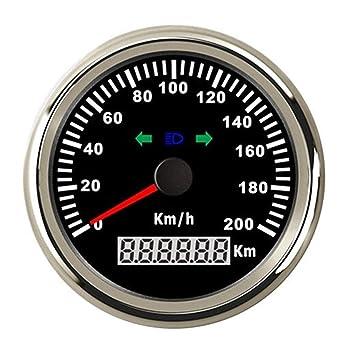 Man-Car Instruments Alarma del Exceso de Velocidad del ...