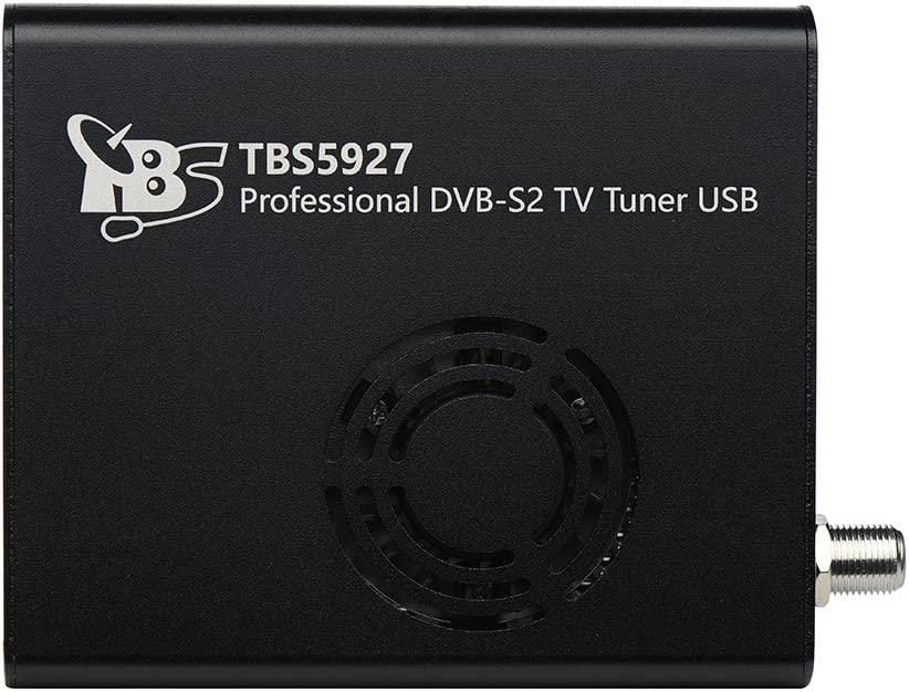 TBS 5927 DVB-S2//-S Single-Tuner Profi USB 2.0 Satelliten-TV-Box