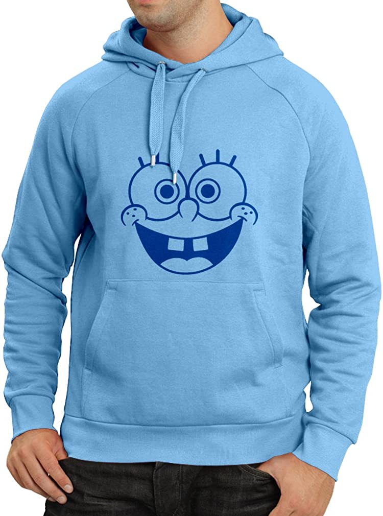 Great Gift Ideas lepni.me Unisex Hoodie Funny Smiling Cartoon face Awesome Humorous Clothing