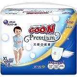 GOO.N 大王 天使系列 短裤式纸尿裤 尿不湿 XL28片(适合12-17kg) 包装更新中