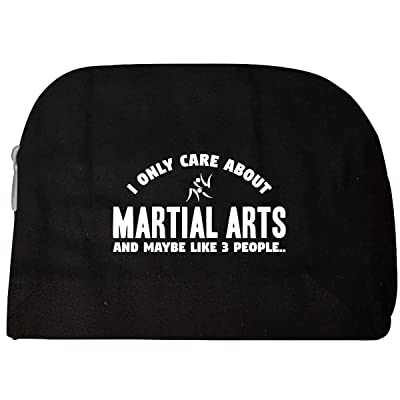I Only Care About Martial Arts And Maybe Like 3 People - Cosmetic Case