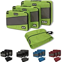 Atacat 4-Piece Compression Packing Cubes (Various Colors)
