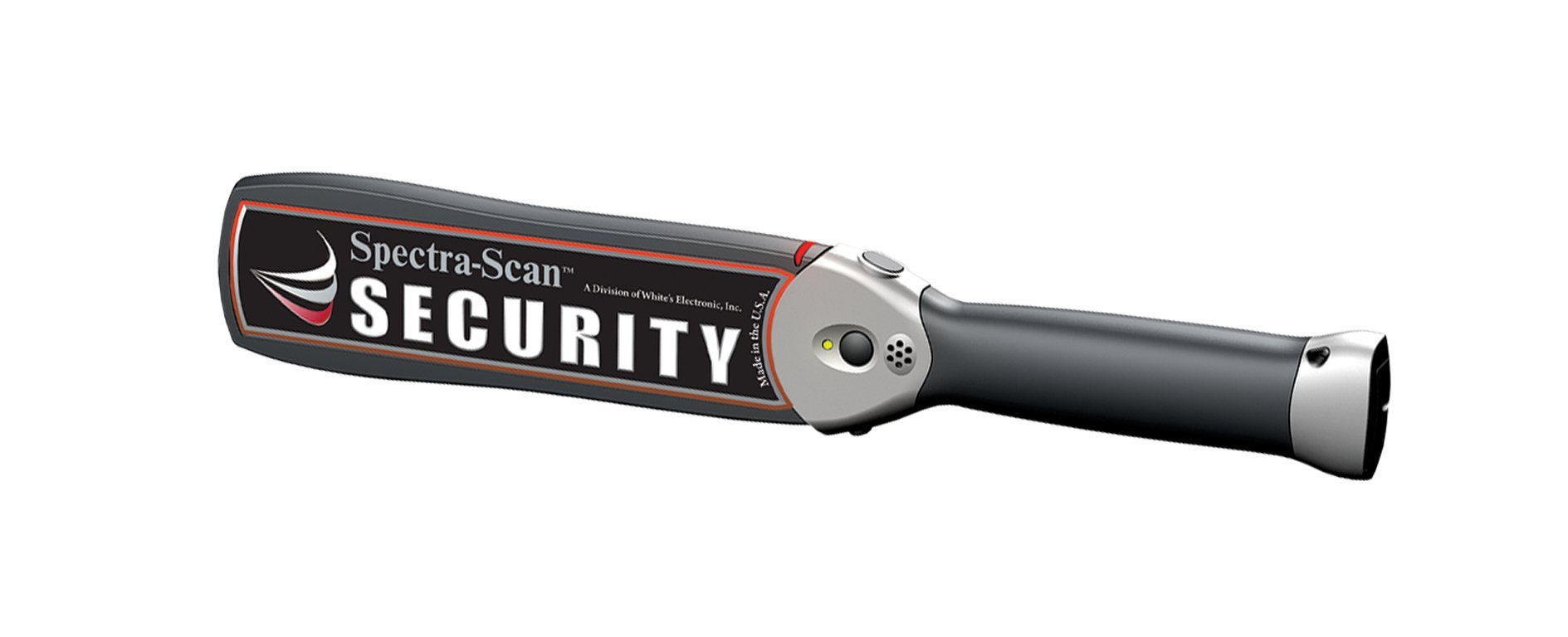 White's Spectra Scan Handheld Security Metal Detector - 900-0001