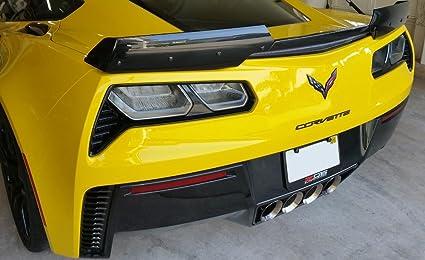 Amazon com: C7 Corvette Z06 2015+ GM Stage 2/3 Wickerbill