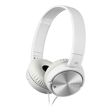 Sony MDRZX110NAW.CE7 - Auricular Plegable (cancelación De Ruido ...