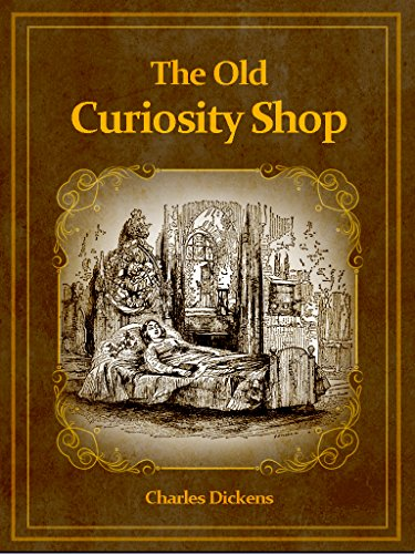 The Old Curiosity Shop (Oxford Illustrated Dickens)