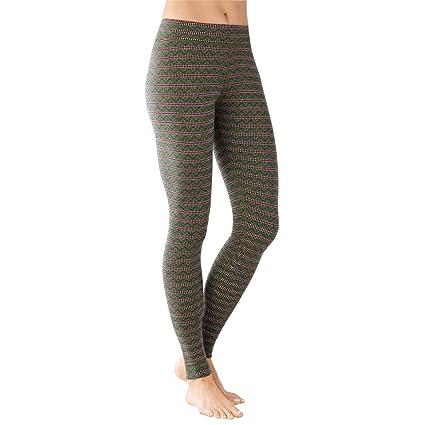 557c97fdd51a SmartWool Women's Merino 250 Baselayer Pattern Bottom (Light  Loden/Bordeaux) X-Small