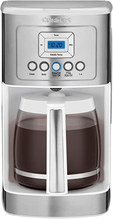 Cuisinart dcc-3200 W 14-cup programable cafetera – acero ...