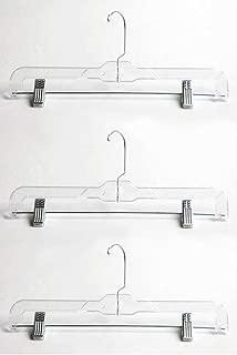 product image for Merrick Crystal Skirt Hanger (Set of 3)