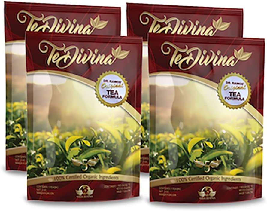 The Original Detox Tea Formula 4 weeks supply. Excellent assistance during the weight loss and detox program