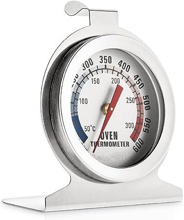 Nourriture viande thermomètre température stand up cadran au four en acier inoxydable Jauge