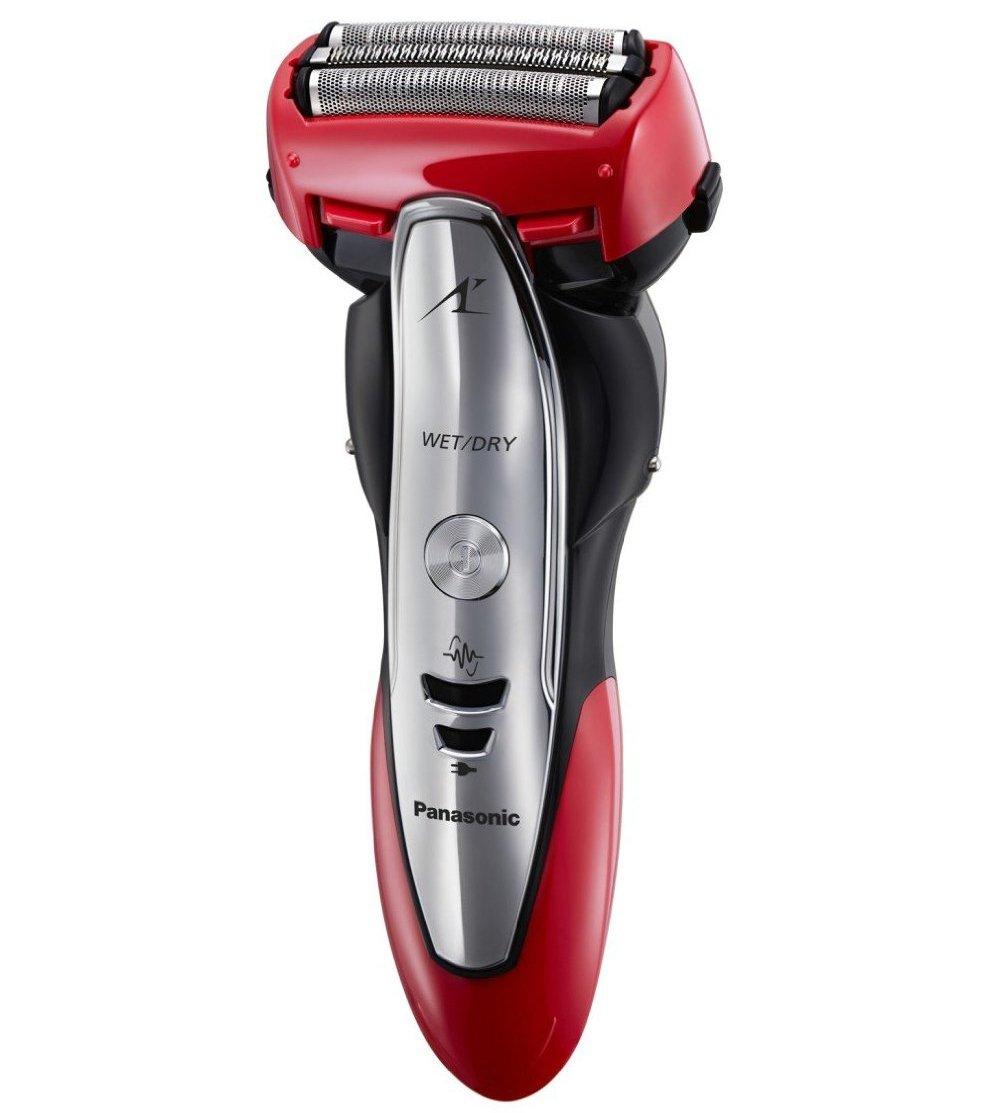 Panasonic Shaving RAMDASH 3 Blade Red Shaver ES-ST27-R Men's MADE IN JAPAN