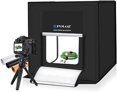 Foto Portátil de Estudio Profesional, Mini Caja de luz Tienda de Campaña de Fotos Superior Iluminación