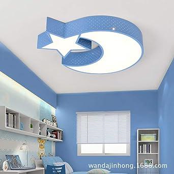 Lámpara de techo led lámpara de dormitorio lámpara para niños ...
