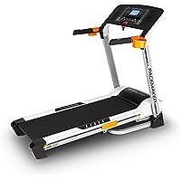 CAPITAL SPORTS Pacemaker X20 oder X30 Laufband • Heimtrainer mit oder ohne Brustgurt • 1,75 / 3 PS • max. 16 oder 22 km/h • LCD-Display • klappbar • silber oder schwarz
